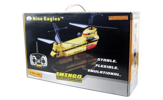 nine eagles twingo ii ninco slot radio control. Black Bedroom Furniture Sets. Home Design Ideas